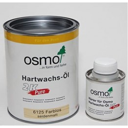 OSMO HardWax Oil 6125 2К-Pure