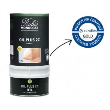 RUBIO MONOCOAT OIL + 2C (КОМПЛЕКТ A+B)
