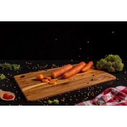 Дъска за рязане и сервиране  маслина 40 см