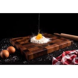 Дъска за рязане и сервиране Мастър Шеф 40 x 30 x 3.7 см