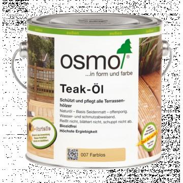 Тиково масло 007 /2,50лт/
