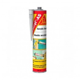 Sikacryl-AS - бял акрилен фугоуплътнител - 300мл