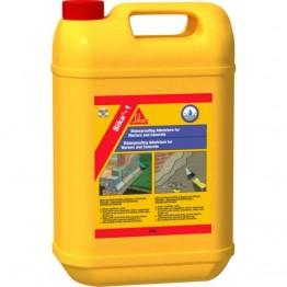 Sika-1 - течна добавка за водоплътност 6кг
