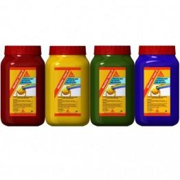 SikaCim Color - оксидна боя жълта 400г
