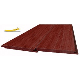 Бамбук /масив вертикален/  hard червен