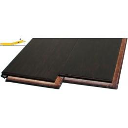Бамбук /масив вертикален/  hard черен